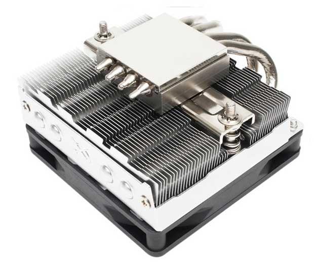 Ventirad Shuriken 2 SCSK-2000 de Scythe