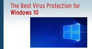 AV-TEST – The Best Virus Protection for Windows 10 – Octobre 2019