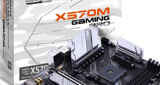 Carte mère Colorful CVN X570M Gaming Pro