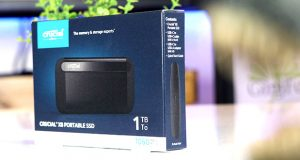 Crucial X8 Portable SSD 1 To