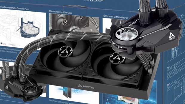 Watercooling AIO Liquid Freezer 2 d'Arctic