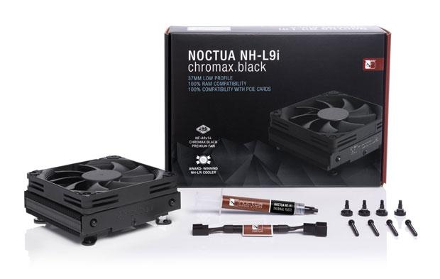 Ventirad NH-L9i chromax.black de Noctua