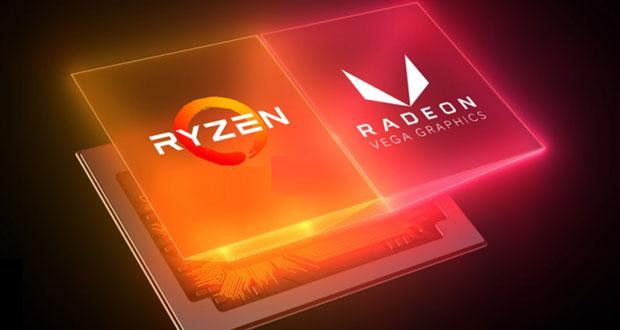 APU Ryzen Renoir d'AMD