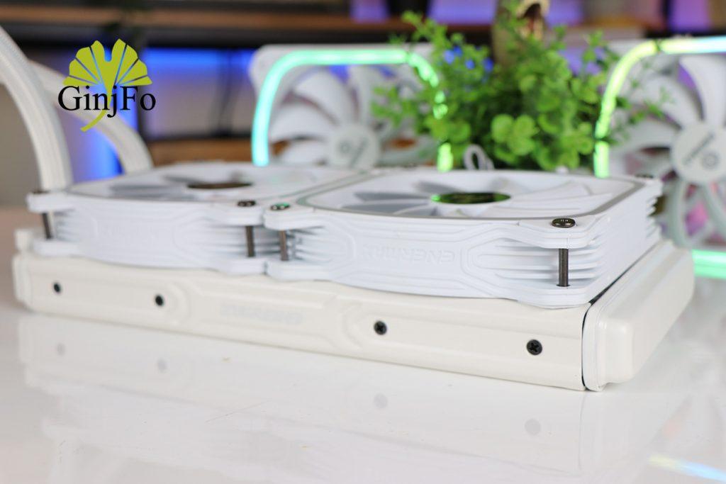 Watercooling AIO AquaFusion White 240