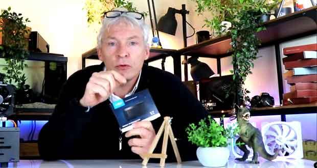 Crucial X8 Portable SSD 6 Review Vidéo