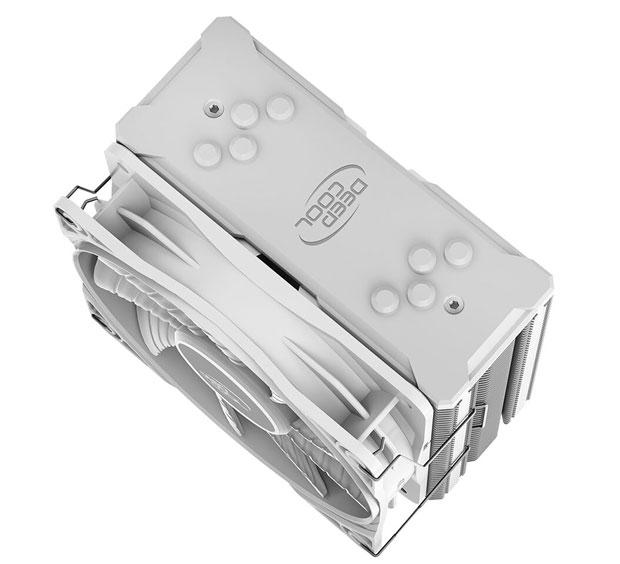 Ventirad Deepcool GAMMAXX GTE V2 White