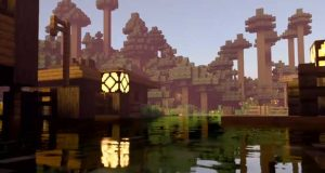 MineCraft et le Ray Tracing (path tracing)