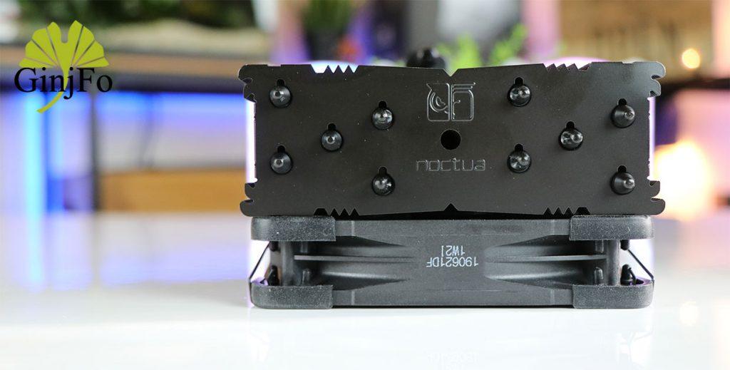 NH-U12S chromax.black de Noctua