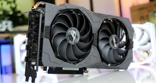 ROG Strix GeForce GTX 1650 SUPER OC Edition