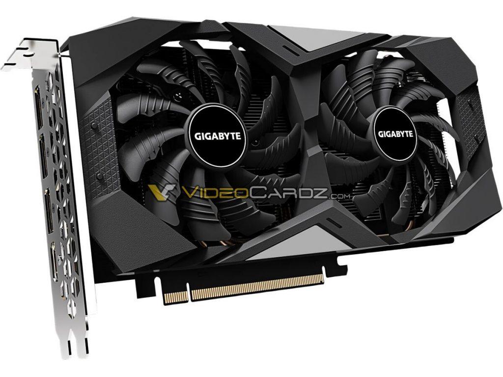 Radeon RX 5500 XT OC Edition de Gigabyte