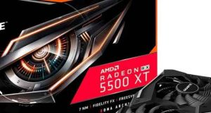 Radeon RX 5500 XT Gaming OC de Gigabyte