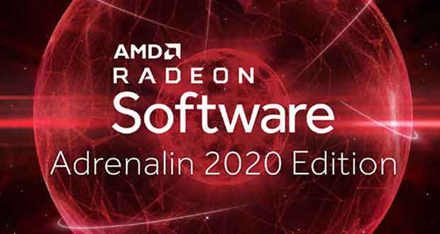 Radeon Software Adrenalin 2020 Edition