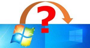 Windows 7, comment mettre à niveau son PC vers Windows 10 ?