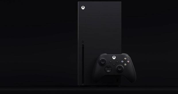 Console Xbox Series X de Microsoft