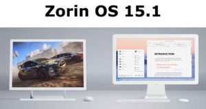 Distribution Linux Zorin OS 15.1