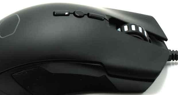 Souris gaming Cooler Master CM310