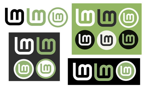 Linux Mint 19.3 - Logos