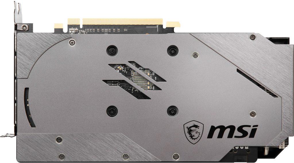 La Radeon RX 5500 XT Mech series de MSI