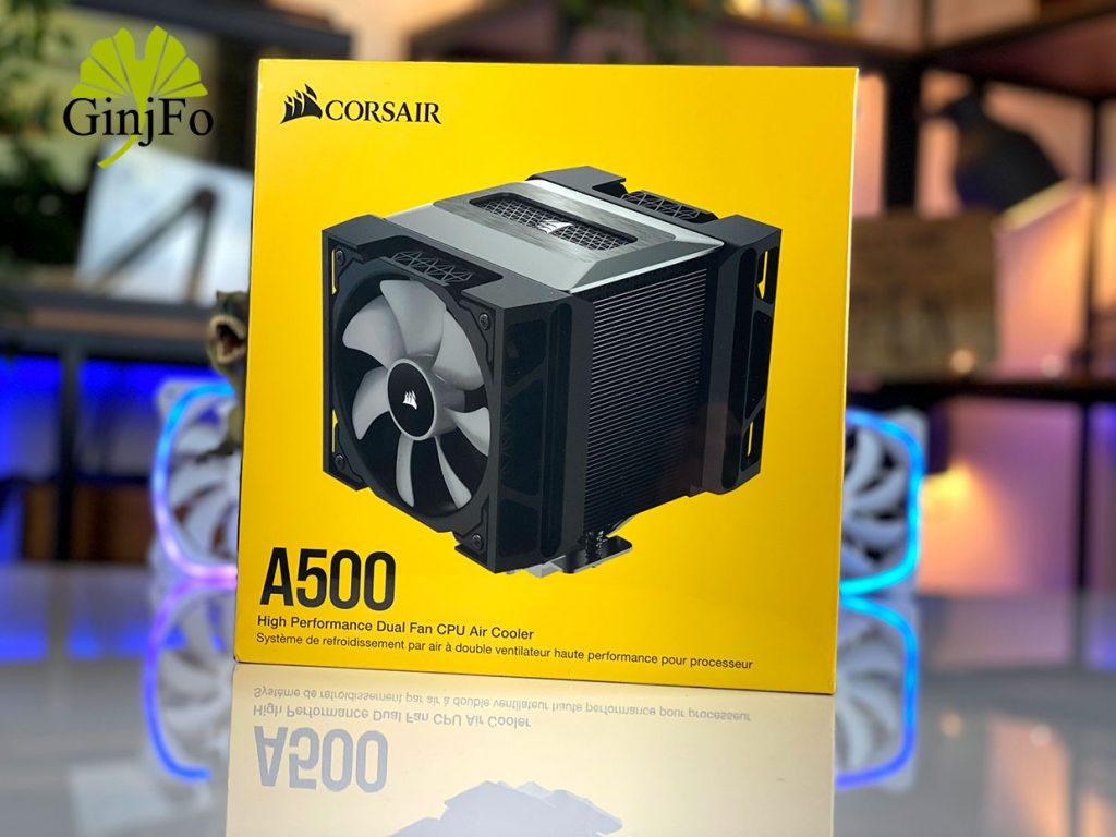 Ventirad A500 de Corsair
