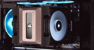Ventirad A500 Dual Fan de Corsair