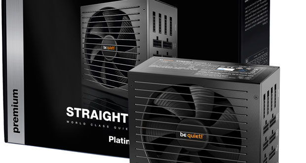 Alimentation Straight Power 11 Platinum de Be Quiet