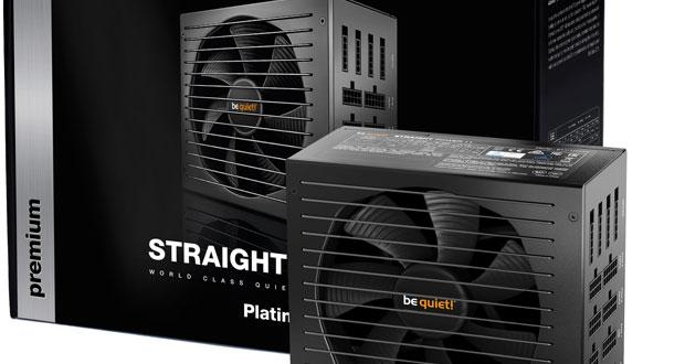 Alimentation Straight Power 11 Platinum de Be Quiet