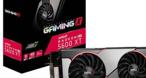 Radeon RX 5600 XT Gaming X de MSI