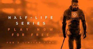 Toute la série Half Life est disponible gratuitement