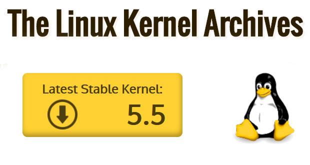 Noyau Linux 5.4