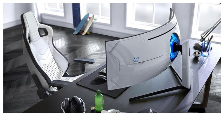 Moniteur gaming Odyssey G9 de Samsung
