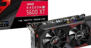 Carte graphique Phantom Gaming Radeon RX 5600 XT d'ASRock