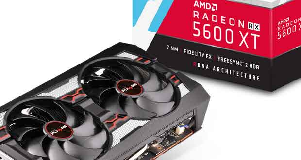 Pulse Radeon RX 5600 XT OC Edition