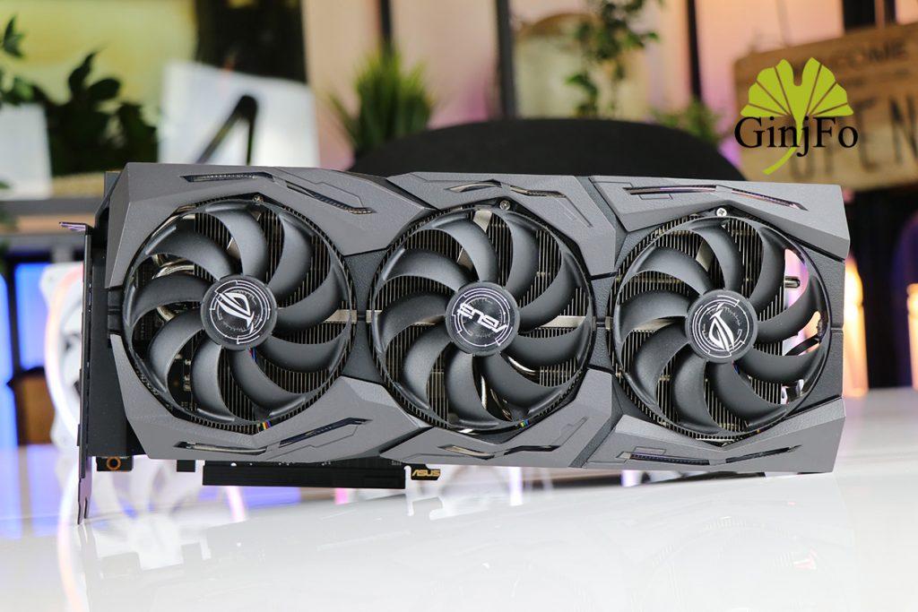 ROG Strix Radeon RX 5600 XT OC d'Asus