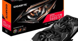 Carte graphique Radeon RX 5600 XT Gaming OC de Gigabyte