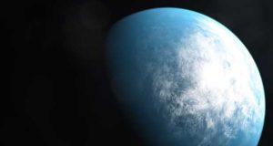 Exoplanète TOI 700 d (Illustration). Source : NASA