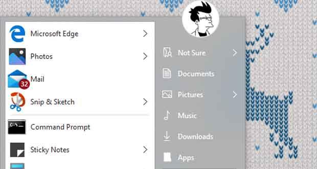 Windows 10 – Nouvelles Icônes
