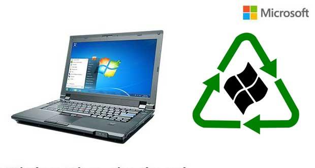 Windows 7, la FSP demande à Microsoft de libérer son système d'exploitation