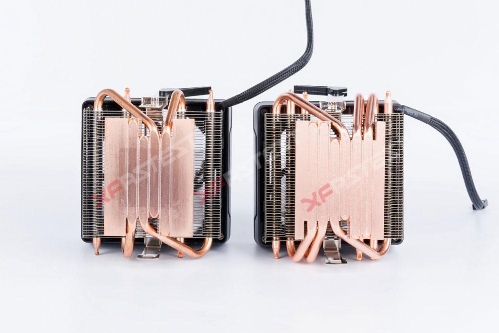 Ventirad AMD Wraith Prism, une nouvelle version équipée de six caloducs