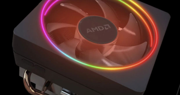 Ventirad AMD Wraith Prism