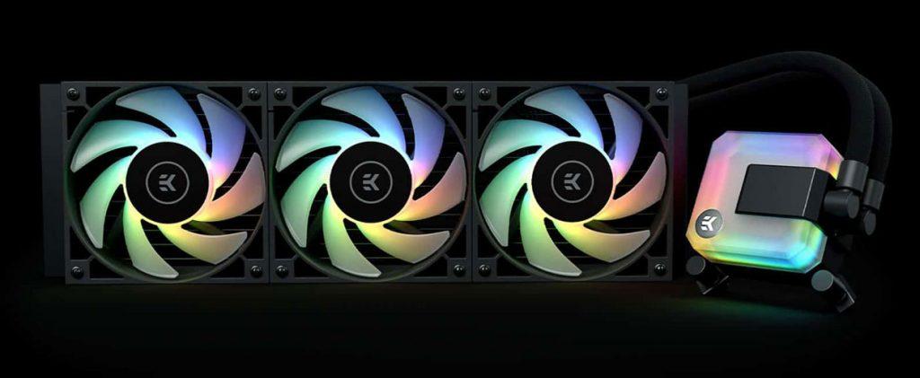 Watercooling EKWB AK-AIO 360 D-RGB