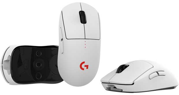 Souris Logitech Ghost Pro Wireless Gaming