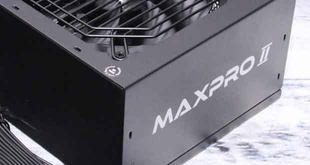 Alimentation Enermax Max Pro II 600 watts