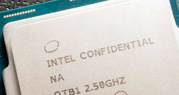 Processeur Intel Core i9-10900 Comet Lake-S