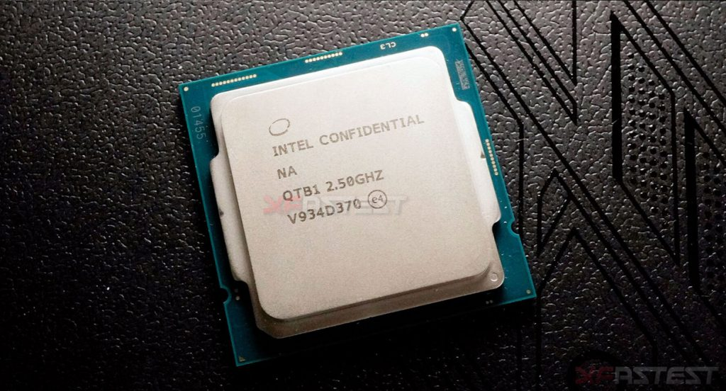 Processeur Intel Core i9-10900 Comet Lake-S