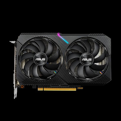 Dual GeForce RTX 2060 (DUAL-RTX2060-6G-MINI)
