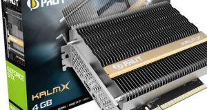 GeForce GTX 1650 KalmX de Palit