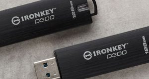 IronKey D300 Encrypted USB Flash Drive