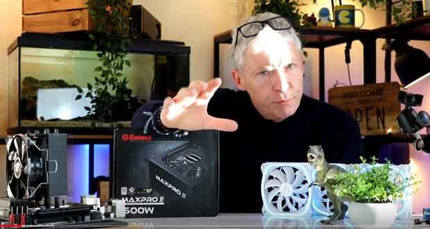 MaxPro II 600 Watts, test en vidéo