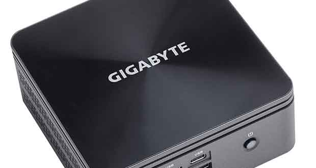Mini-PC Brix de Gigabyte