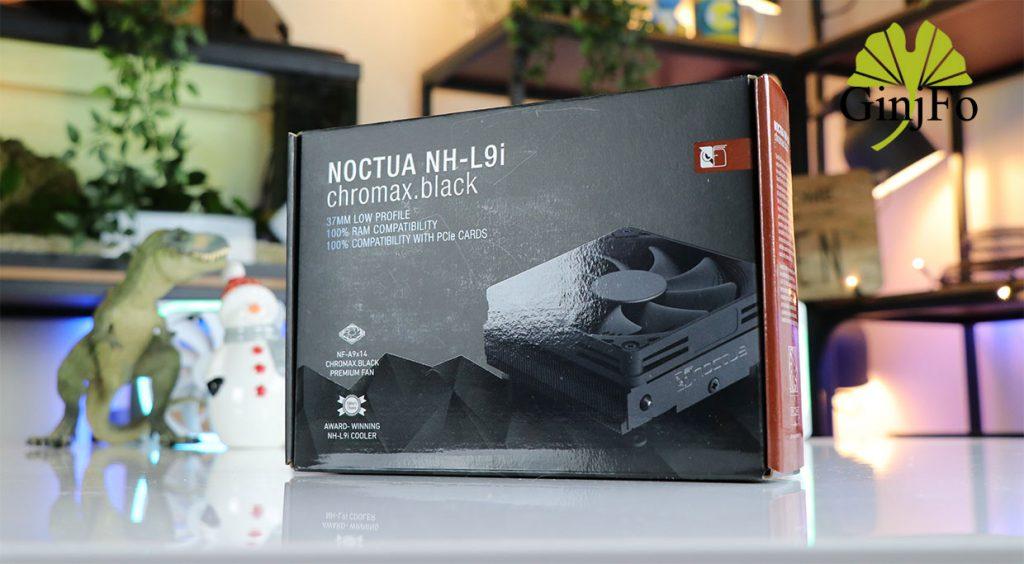 Ventirad Noctua NH-L9i chromax.black